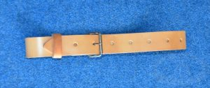 Leather Work Belts