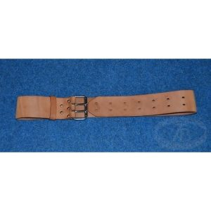 75mm Leather Belt
