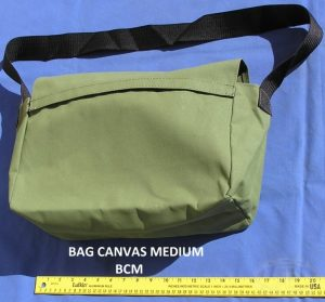 Canvas Shoulder Bag for Medium Tools (40c                  m x 22.5cm x 15cm)