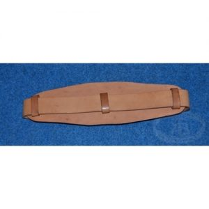 Belt :Back insert 130mm leather
