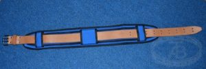 Belt :Back insert 85mm webbing