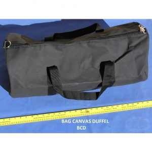 Bag Canvas Duffel
