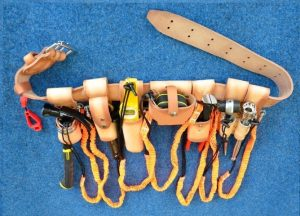 Scaffolders Tool Belt with Klinch System