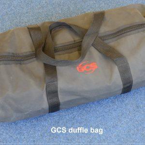 GCS duffle bag